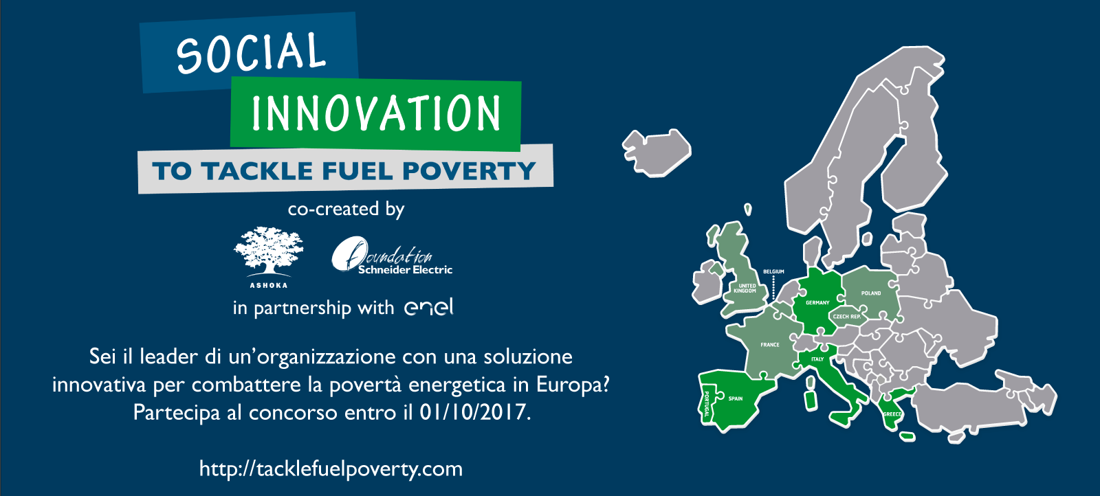 Social Innovation to Tackle Fuel Poverty soluzioni contro la povertà energetica