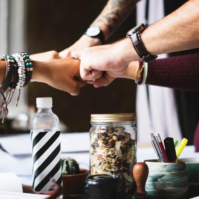 Open innovation community link