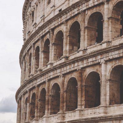 Il colosseo arena di roma