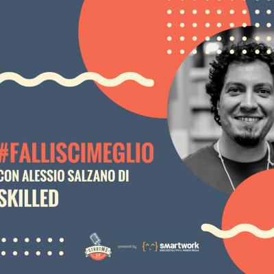 Alessio Salzano di Skilled per Falliscimeglio