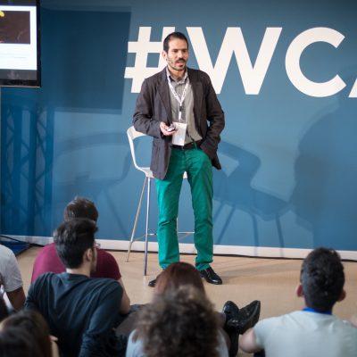 Abbandonare la ricerca per tornare in Sicilia e diventare un esperto di tecnologie digitali: la storia di Luca Naso.