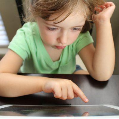 app per bambini con il tablet