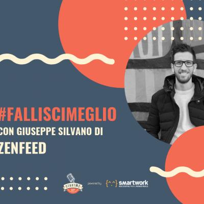 La copertina del podcast su Zenfeed: 04. Imparare facendo startup - #falliscimeglio