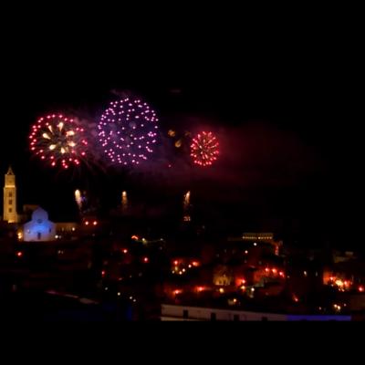 Cerimonia di inaugurazione di Matera 2019