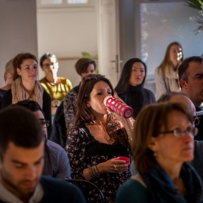 Speciale CreativeMornings
