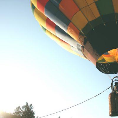 Baloon come simbolo di crescita: startuo o scaleup?