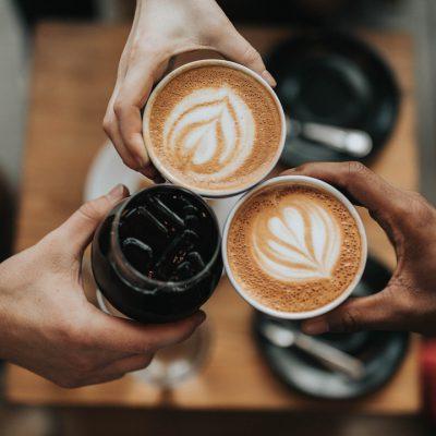 web e community café