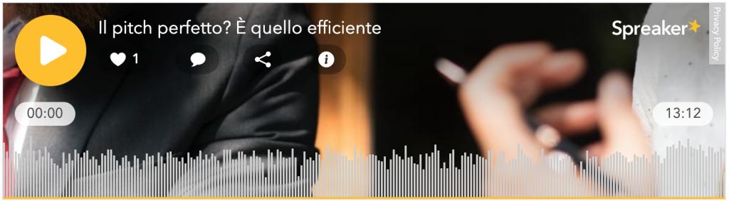 pitch perfetto - il podcast con Maurizio La Cava
