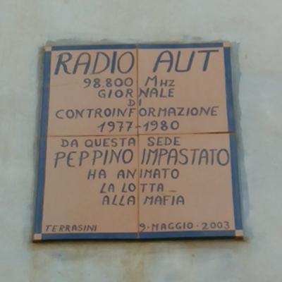 Radio Aut - Peppino Impastato, nove maggio