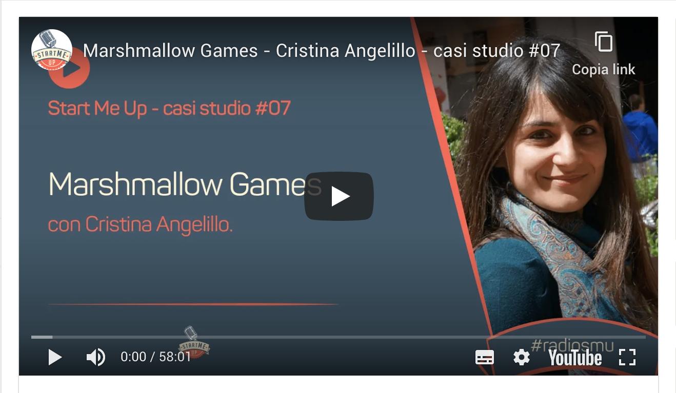 Marshmallow Games casi studio