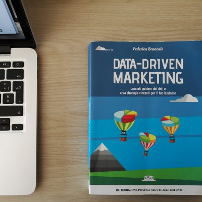 Libro Data-Driven Marketing di Federica Brancale