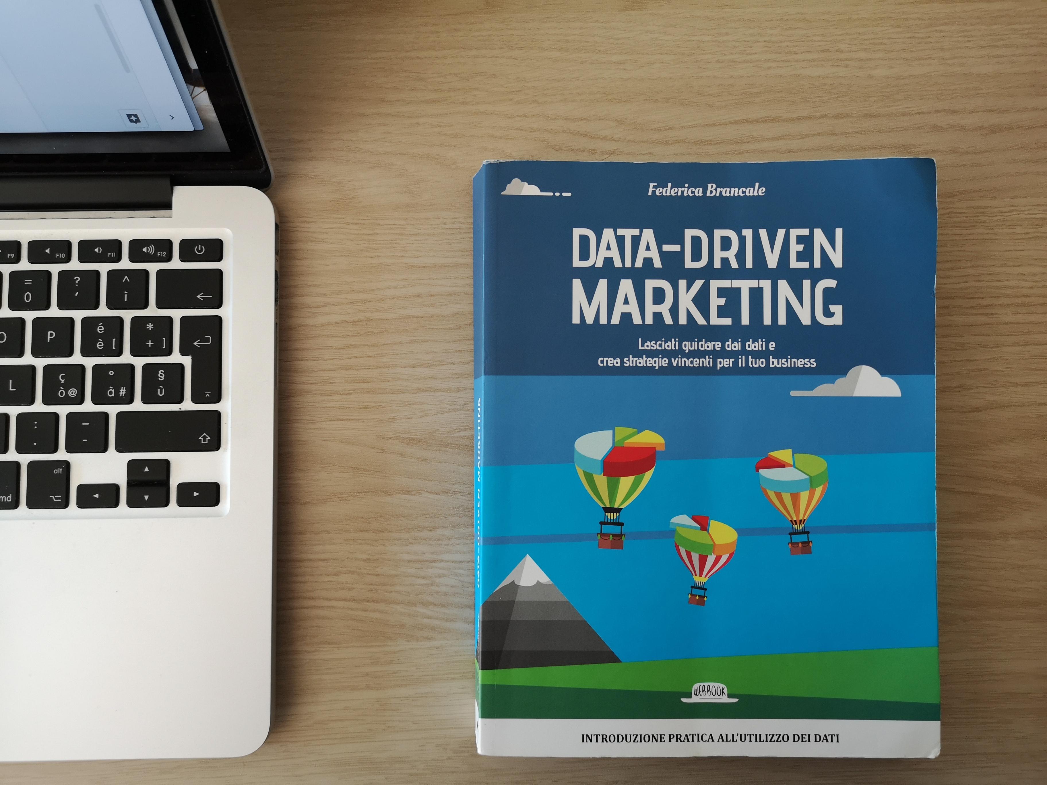 Libro Data-Driven Marketing di Federica Brancale