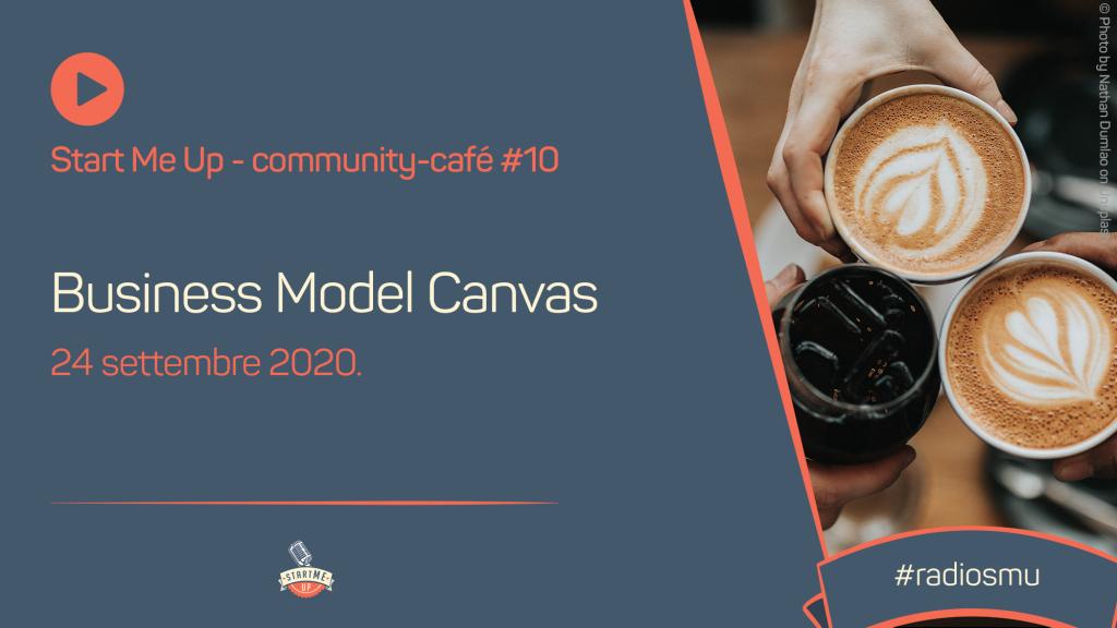 Ccafé su Business Model Canvas