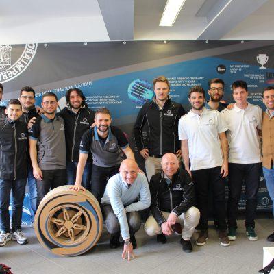 team Megaride tra le Cinque notizie dal mondo dell'innovazione del Sud Italia