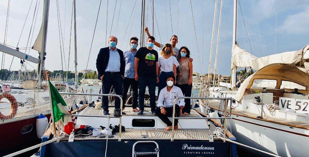 Il primo sea worker tra le Cinque notizie dal mondo dell'innovazione del Sud Italia