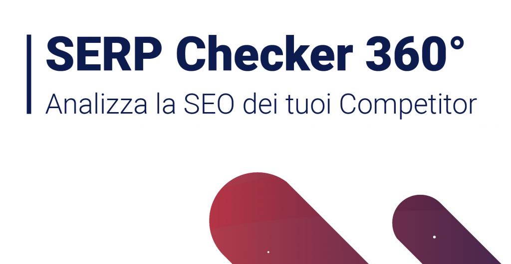 SERP Checker tra le Cinque notizie dal mondo dell'innovazione del Sud Italia