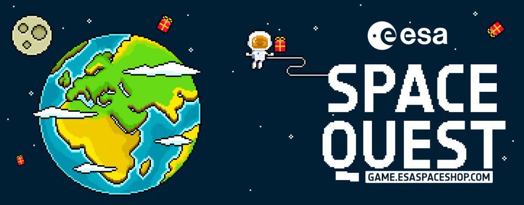 Esa Space Quest - di Samuele Sciacca