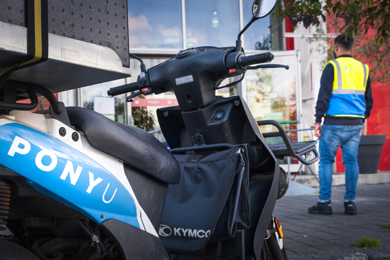 PonyU delivery e commercio di prossimità casi studio