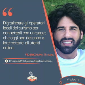 Federico Lima su intelligenza artificiale- bravo innovation hub