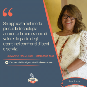 Giovanna Manzi su intelligenza artificiale- bravo innovation hub