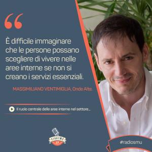 La citazione di Massimo Ventimiglia sulle aree interne