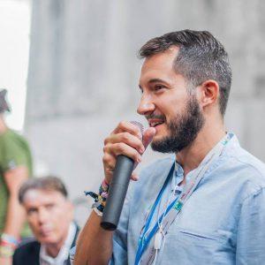 Federico Rasetti - direttore di Keepon Live promotore di ultimo concerto