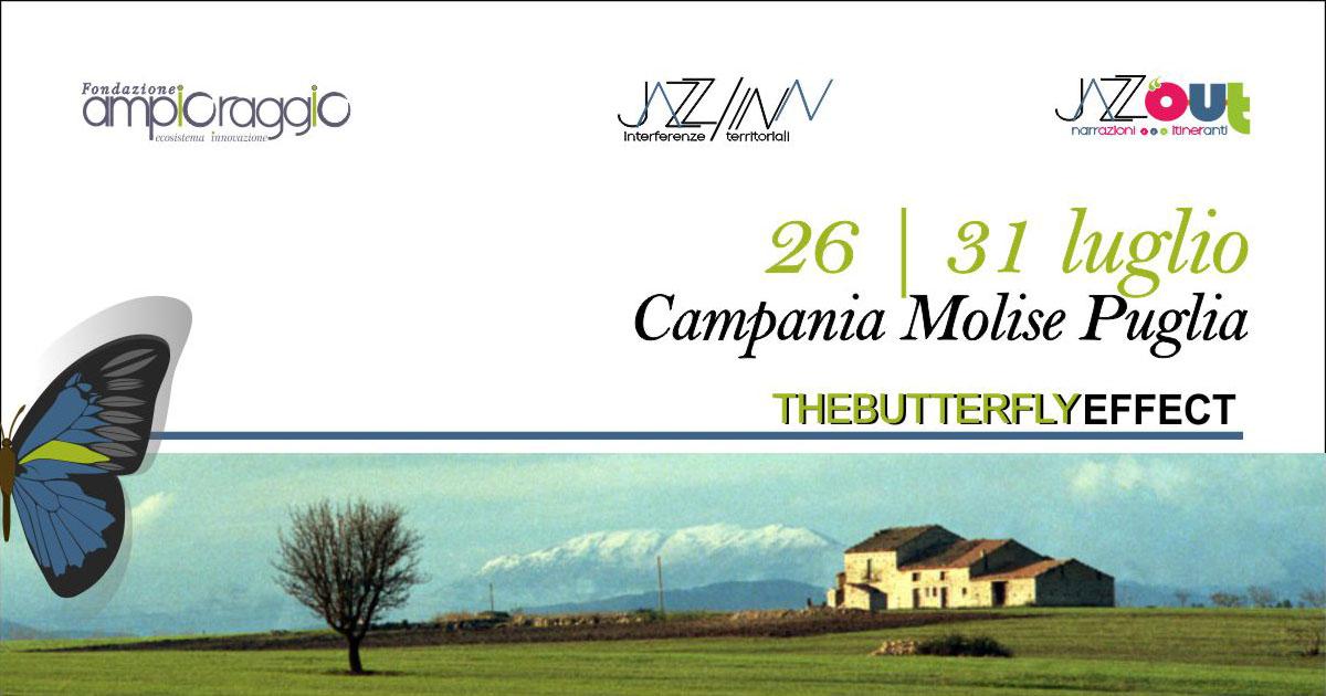JazzInn e JazzOut 21 - Cinque eventi al Sud Italia nel segno della ripartenza