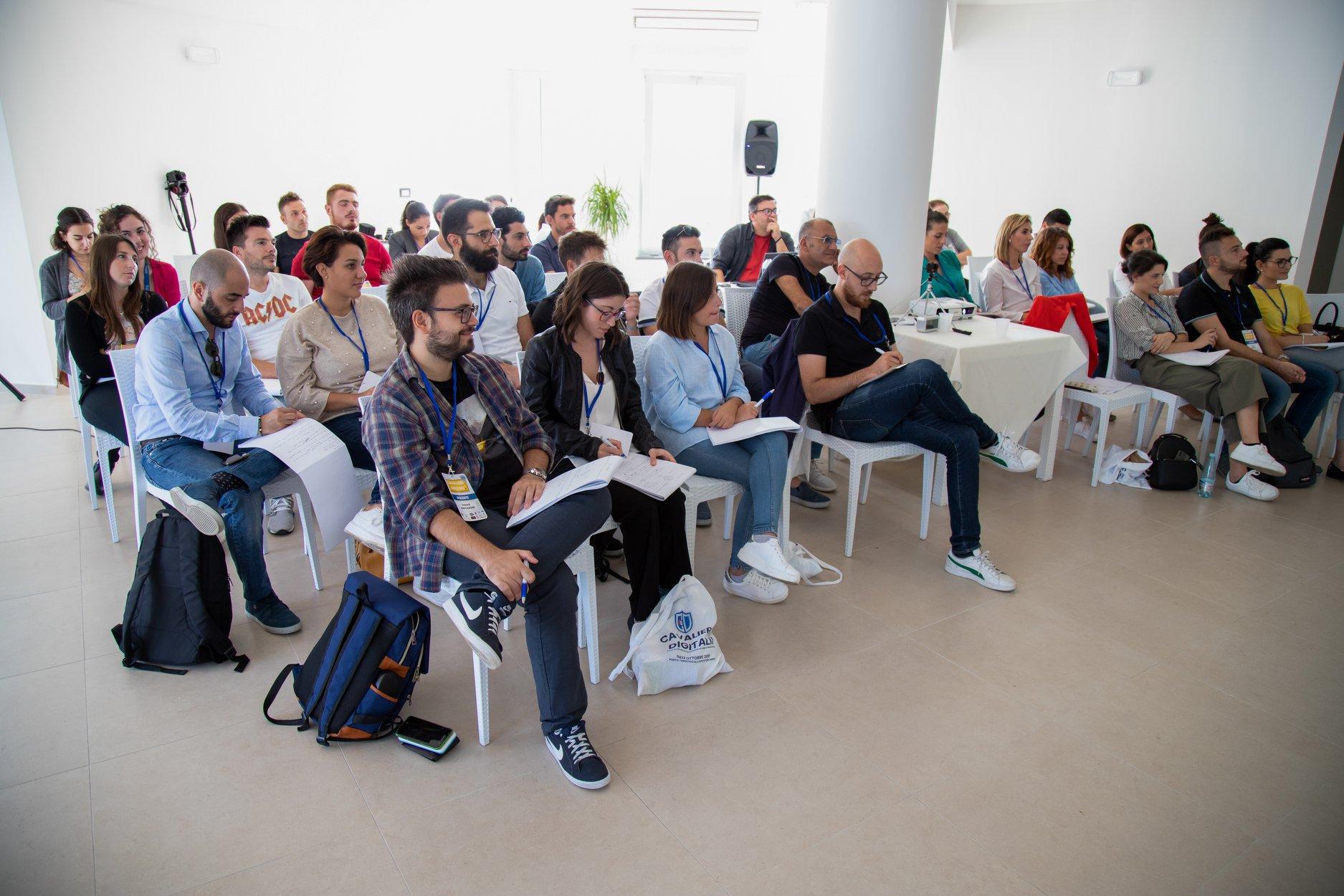 Tavola Rotonda Cavalieri Digitali: evento dedicato a marketing e comunicazione